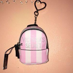 Victoria's Secret coin purse key chain